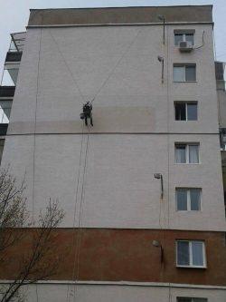 Външна топлоизолация на апартаменти